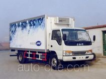 JAC HFC5063XLCK1 refrigerated truck