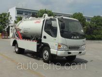 江淮牌HFC5070GXWVZ型吸污车
