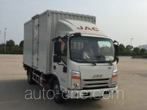 JAC HFC5041XXYP73K1C3V box van truck