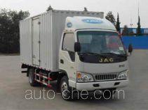 JAC HFC5070XXYP92K2C2 box van truck
