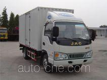 JAC HFC5070XXYP93K2C2 box van truck