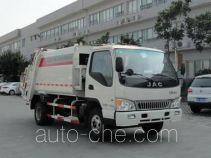 江淮牌HFC5070ZYSPZ型压缩式垃圾车