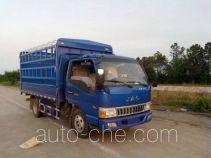 江淮牌HFC5080CCYP91N1C2V型仓栅式运输车