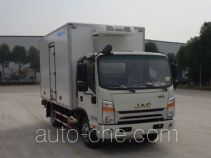 JAC HFC5080XLCP71K1C2V refrigerated truck