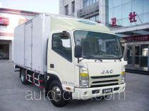 JAC HFC5080XXYP71K1C2 box van truck