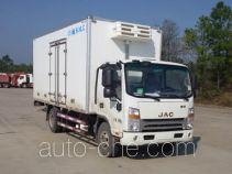 JAC HFC5081XLCP71K1C6V refrigerated truck
