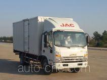 JAC HFC5091XXYP71K1C6 box van truck