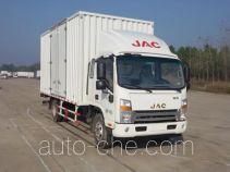 JAC HFC5063XXYP71K1D1V box van truck