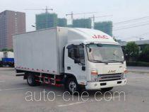 JAC HFC5081XXYP71K2C5Z box van truck