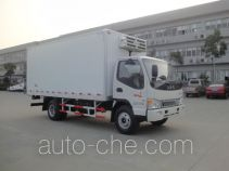 JAC HFC5091XLCPZ refrigerated truck