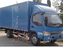 江淮牌HFC5091XXYP81K2C5型厢式运输车