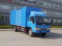 JAC HFC5091XXYP91K1D2 box van truck