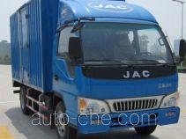 JAC HFC5100XXYP81K2C7 box van truck