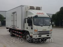JAC HFC5101XLCP71K1D4 refrigerated truck