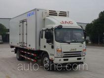 江淮牌HFC5101XLCP71K1D4V型冷藏车