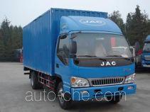 JAC HFC5110XXYPD91K1C5 box van truck