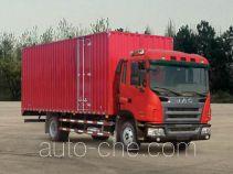 JAC HFC5161XXYP3K2A47F box van truck