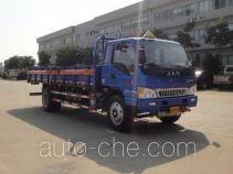 江淮牌HFC5120TQPZ型气瓶运输车