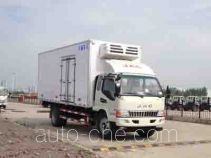 江淮牌HFC5120XLCP91K1D4V型冷藏车