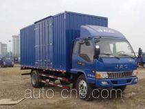 JAC HFC5141XXYP91K1D4 box van truck