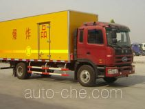 JAC HFC5121XQYK1R1 explosives transport truck
