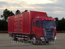 JAC HFC5121XXYP3K1A50S3V box van truck