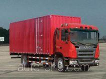 JAC HFC5111XXYRZ5K1E2F box van truck