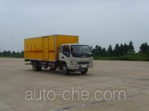 JAC HFC5122XQYK1R1T explosives transport truck