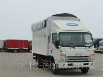 JAC HFC5130CPYP71K1D4 soft top box van truck
