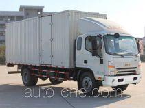 江淮牌HFC5140XXYP71K1D4V型厢式运输车
