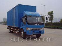 JAC HFC5130XXYP81K1E1 box van truck