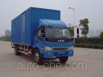 JAC HFC5110XXYP81K1E1 box van truck