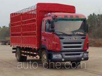 江淮牌HFC5160CCYPZ5K1E1型仓栅式运输车