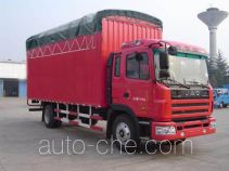 JAC HFC5131CPYPZ6K2E1 soft top box van truck