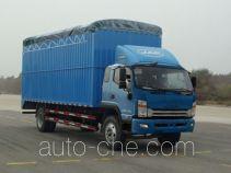 江淮牌HFC5142CPYP70K1E1型蓬式运输车