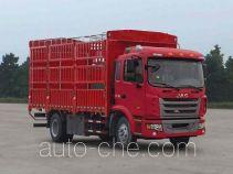 JAC HFC5151CCYP3K1A50S3V грузовик с решетчатым тент-каркасом