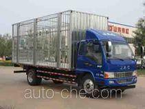 江淮牌HFC5160CCQP91K1E1V型畜禽运输车