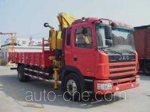 JAC HFC5160JSQK2R1T truck mounted loader crane