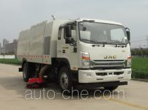 JAC HFC5160TSLVZ street sweeper truck