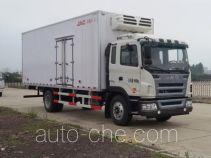 江淮牌HFC5160XLCPZ5K1E1V型冷藏车