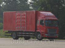 江淮牌HFC5160XXYPZ5K1D4V型厢式运输车