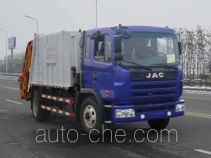 江淮牌HFC5160ZYSKR1ZT型压缩式垃圾车