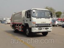 JAC HFC5160ZYSZ garbage compactor truck