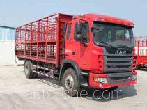 江淮牌HFC5161CCQK2R1HT型畜禽运输车