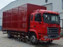 江淮牌HFC5161CCQP3K1A47S3V型畜禽运输车