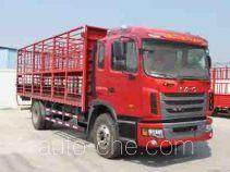 江淮牌HFC5161CCQP3K2A53F型畜禽运输车