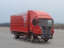JAC HFC5161CCYP31K1A47S3V грузовик с решетчатым тент-каркасом