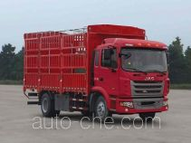 JAC HFC5161CCYP3K1A50S1V грузовик с решетчатым тент-каркасом