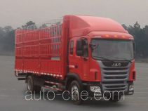 JAC HFC5161CCYP3K2A47S3V грузовик с решетчатым тент-каркасом