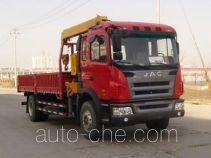JAC HFC5161JSQP3K2A53F truck mounted loader crane